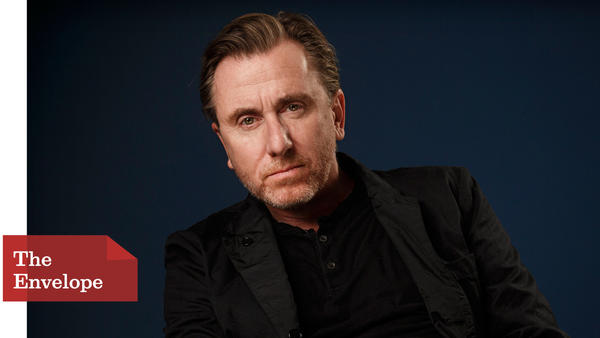 Actor Tim Roth at the Four Seasons Beverly Hills on Dec. 04, 2015. (Ricardo DeAratanha / Los Angeles Times)