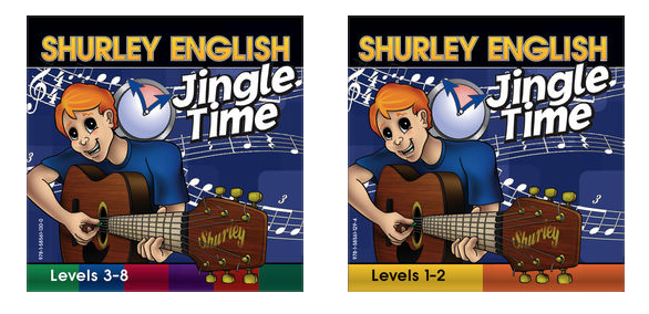 Shurley English Jingle Time CD