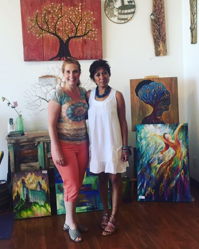 If you haven't had the chance to see my art in person- you have another chance!  Please visit the Tree Art Gallery in Orem, Utah where I have 16 originals!  Meet the artist and gallery owner Neyda De La Pena who does beautiful mixed media wood and metal art!  Her art gallery is refreshing, smells amazing, and music plays while she paints in the gallery studio.  The gallery is across the street from the Scera Theatre.  You will be inspired! . .  #art #artist #artwork #fineart #instaart #artistsoninstagram #drawing #painting #sketch #creative #artcollective #artist_4_shoutout #artsamazingz #arts_secret #arts_help #artistic_nation #creativeuprising #artsbeautifulz #artwork_in_studio #artisticdreamerss #artstarmag #artsnewss #neyda_de_la_pena  #mixedmediaart #krystalmeldrum #ldsartist #worldofartists #artgallery #dailyart