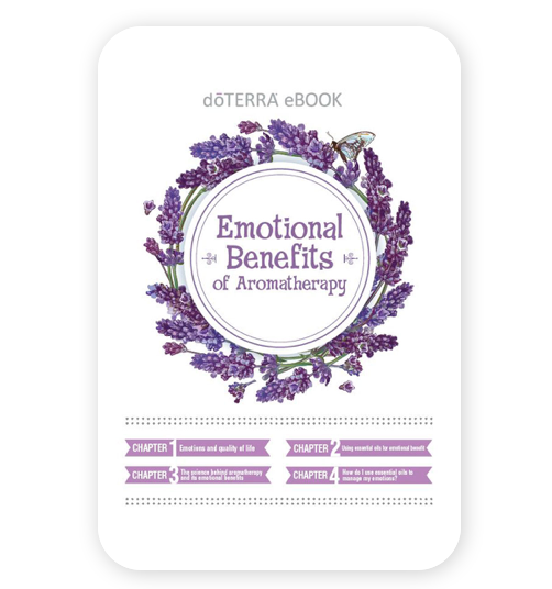 doterra essential oils emotional benefits ebook