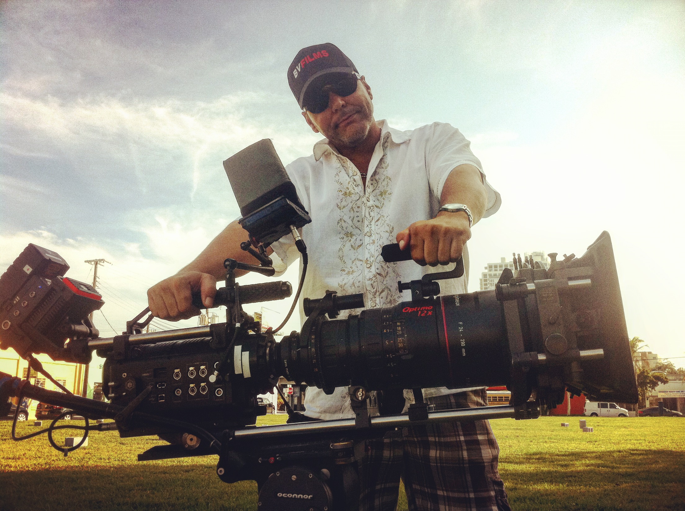 """IN THE WORKS… - Currently, Viera is slated to direct, alongside the legendary Penny Marshall, a documentary regarding hall of fame basketball great, Dennis Rodman. He is also directing a feature film titled """"The Gringo"""", featuring Tom Sizemore."""