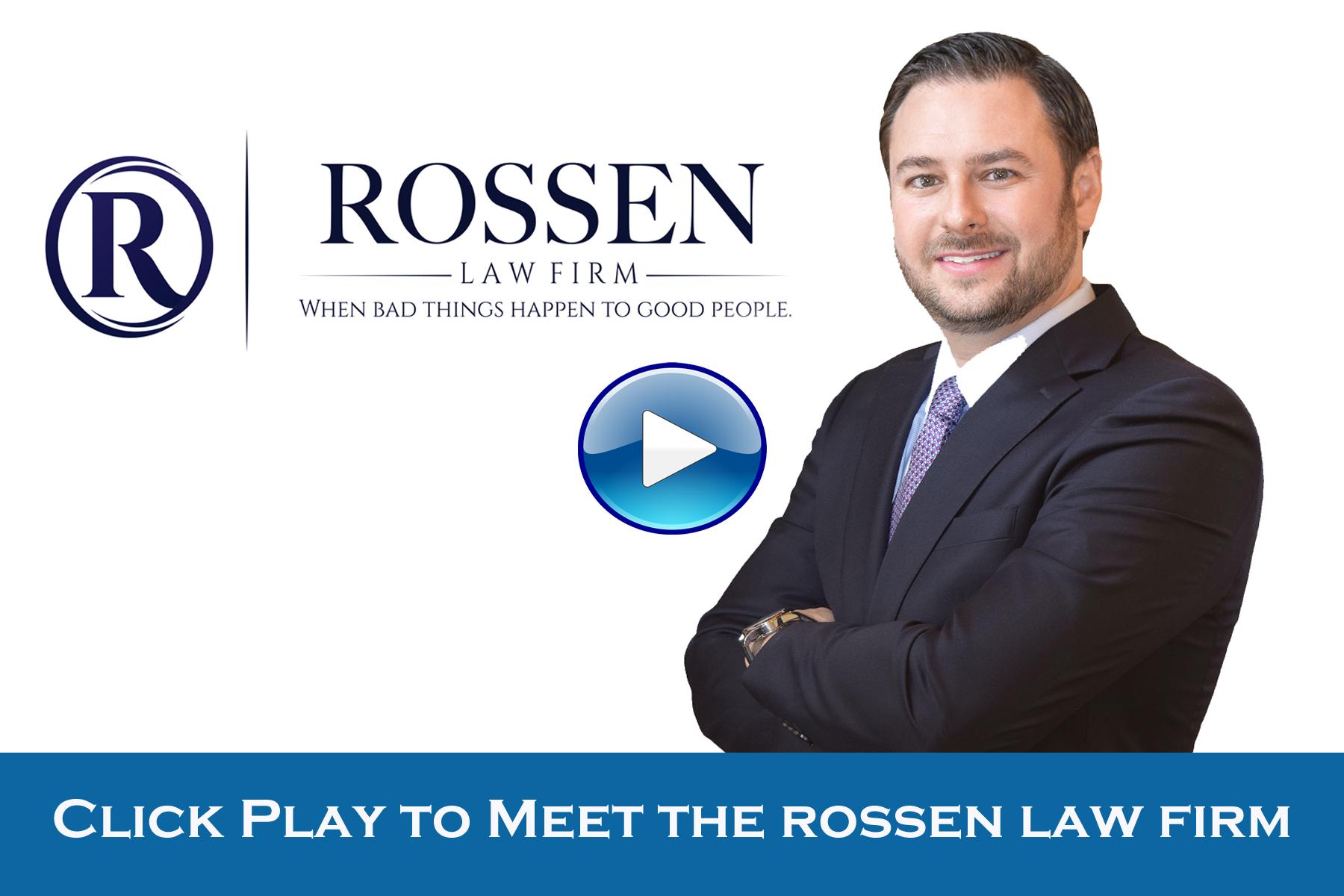 Adam Rossen - Meet Our Firm Website video