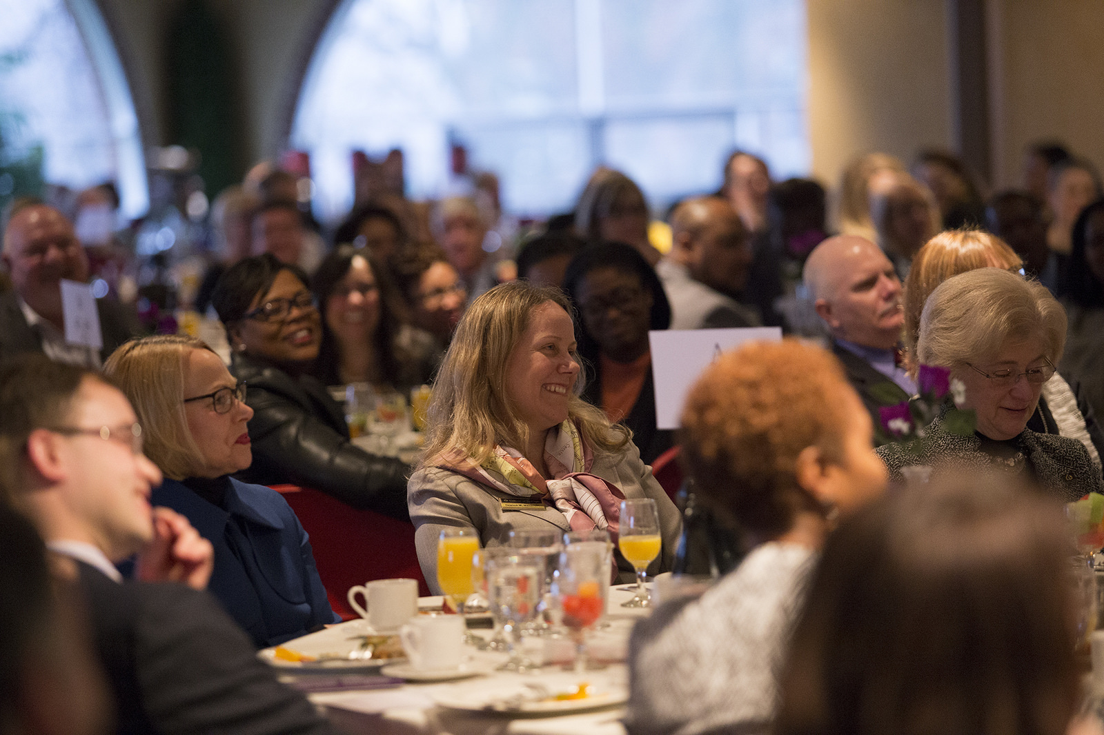 Annual MLK Breakfast of College of DuPage/Benedictine University. Photo by  COD Newsroom  /  CC BY 2.0