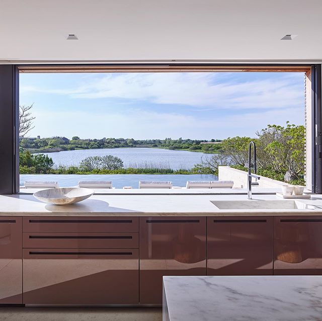 Issue 3 is out now in the  @easthamptonstar!  Photo: 2018 East End Design Award Winning Kitchen by @stellelomontrouhaniarchitects • • • • #architecture #interiors #landscapearchitecture #greendesign #design #interiordesign #hamptons #easthampton #sagaponack #architecturephotography #southampton #montauk #bridgehampton #gallery #outdoorspace #hamptonsstyle #amagansett #garden #landscape #designinspiration #amagansett #modern #green #thehamptons #architect