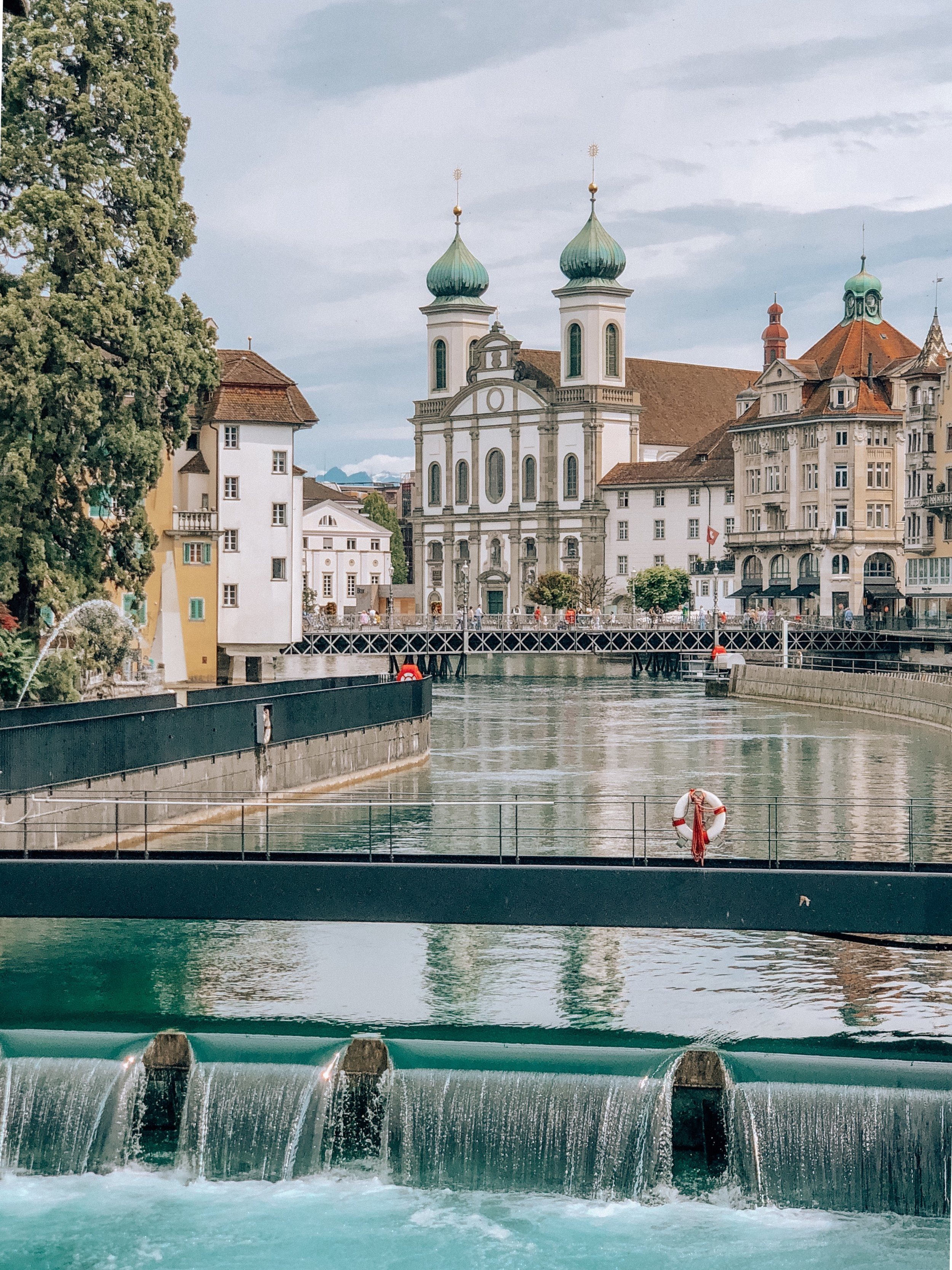 Lucerne - This photo was shot on my iphone and edited with my Paradise Perfection Preset.