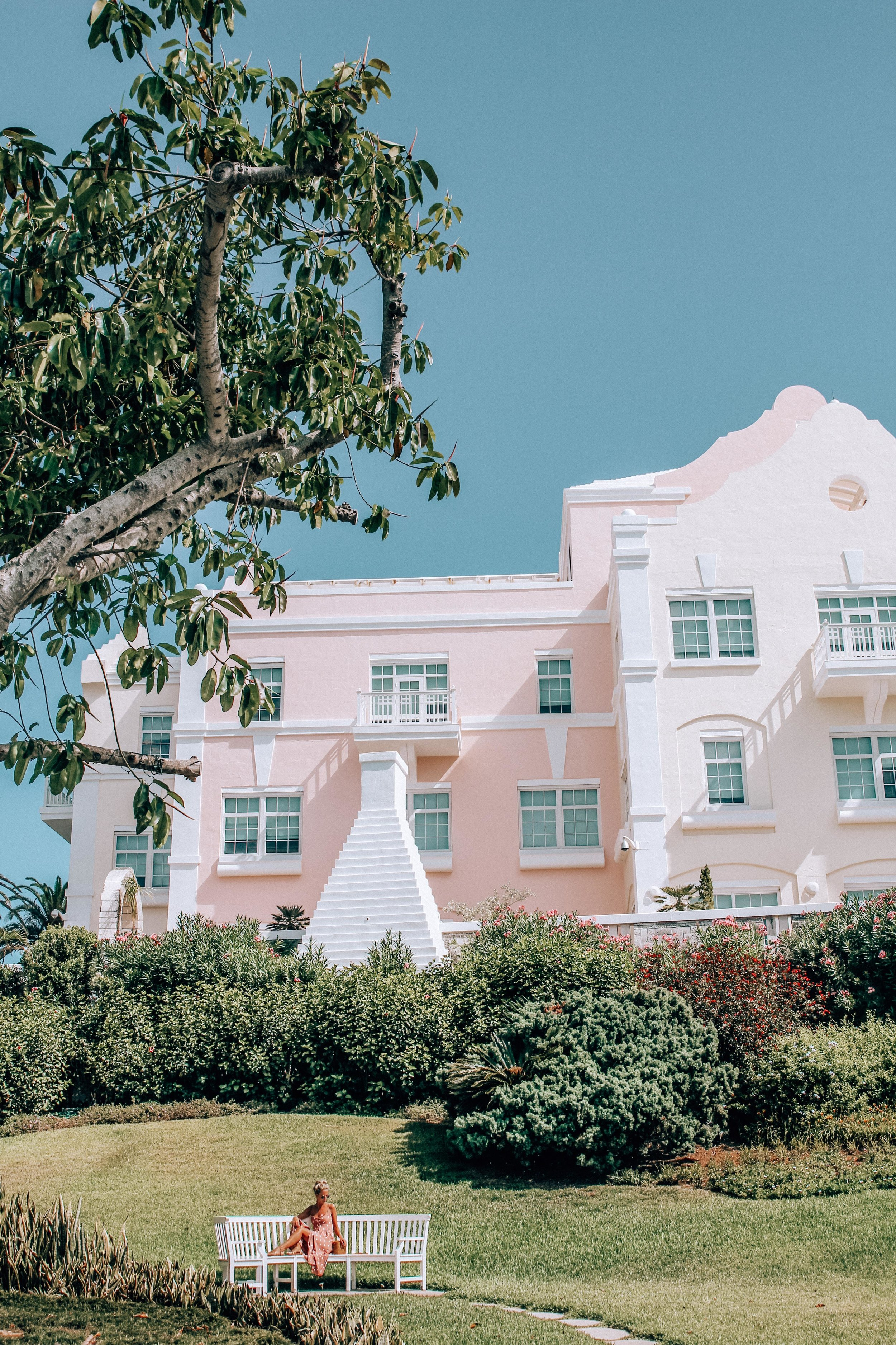 The Chubb Building - One of my favourite candy floss coloured building in the heart of Hamilton.