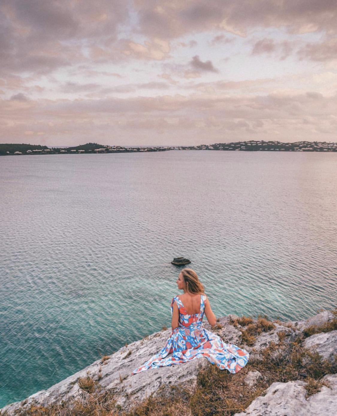 Images - These beautiful shots were taken by @eajeaj - a talented photographer in Bermuda.