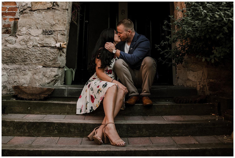 katie marie photography - dundas hamilton waterfall engagement photoshoot - wedding photographer_0015.jpg