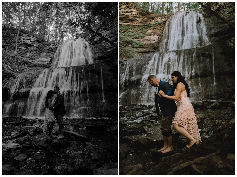 katie marie photography - dundas hamilton waterfall engagement photoshoot - wedding photographer_0074.jpg