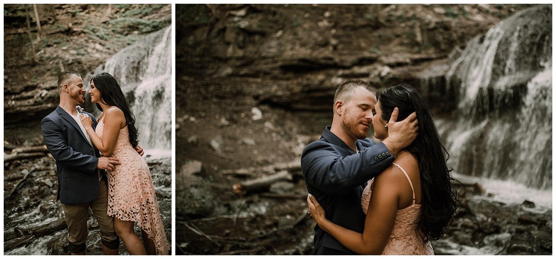 katie marie photography - dundas hamilton waterfall engagement photoshoot - wedding photographer_0077.jpg