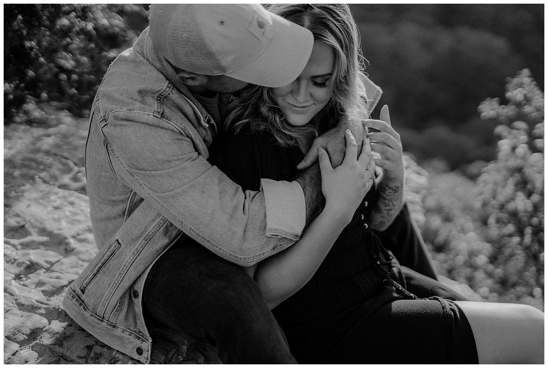 Katie Marie Photography | Hamilton Ontario Wedding Photographer | Hamilton Engagement Session | HamOnt | Dundas Peak Proposal_0008.jpg