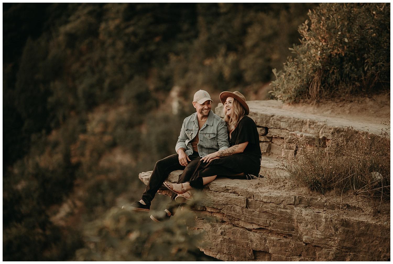 Katie Marie Photography | Hamilton Ontario Wedding Photographer | Hamilton Engagement Session | HamOnt | Dundas Peak Proposal_0085.jpg