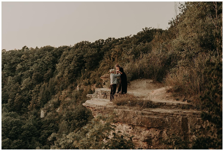 Katie Marie Photography | Hamilton Ontario Wedding Photographer | Hamilton Engagement Session | HamOnt | Dundas Peak Proposal_0089.jpg