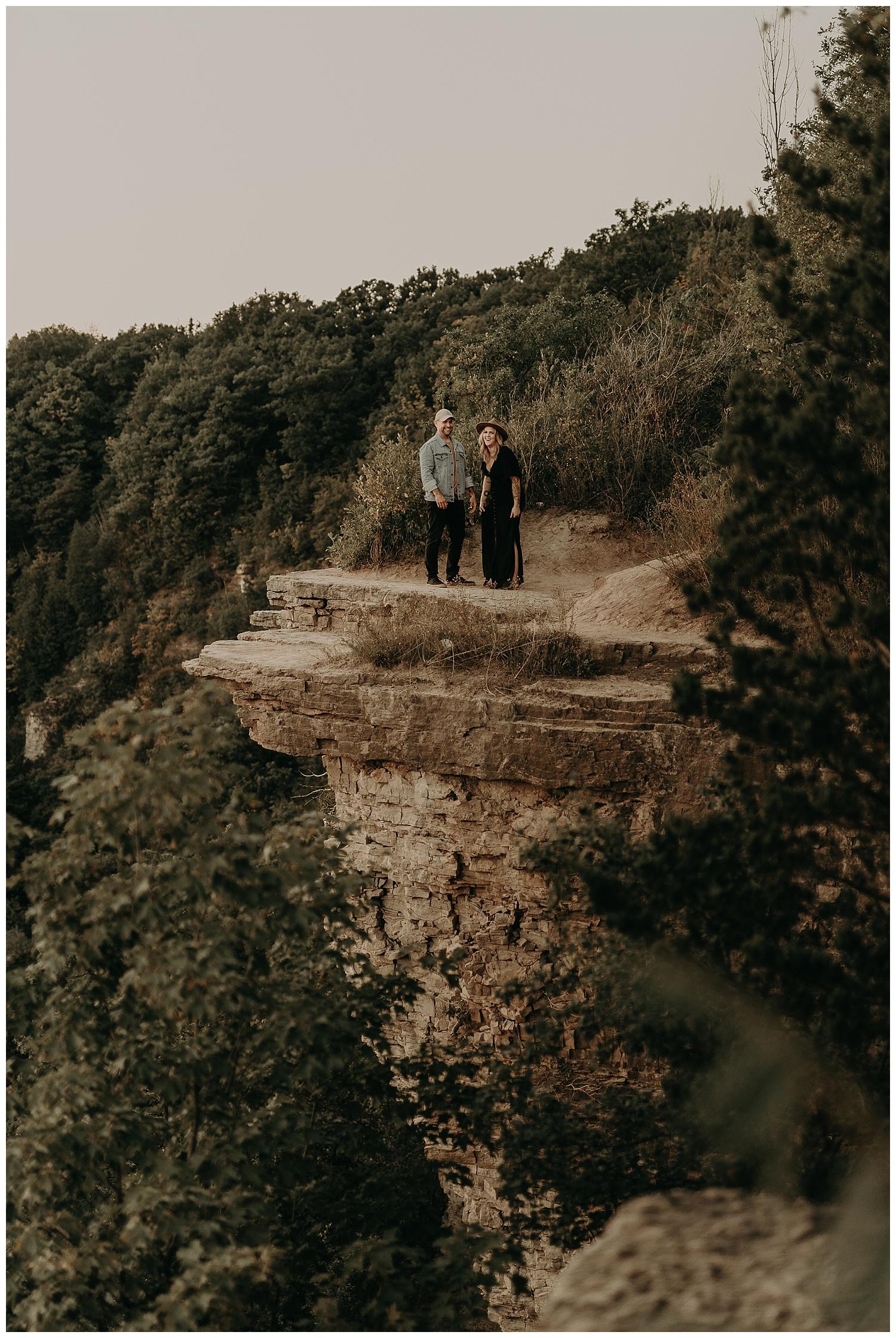 Katie Marie Photography | Hamilton Ontario Wedding Photographer | Hamilton Engagement Session | HamOnt | Dundas Peak Proposal_0090.jpg