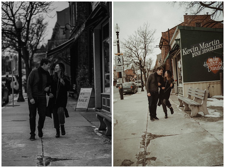 Katie Marie Photography | Hamilton Ontario Wedding Photographer | Hamilton Engagement Session | HamOnt | Dundas Peak | Dundas Ontario | Winter Engagement Session_0024.jpg