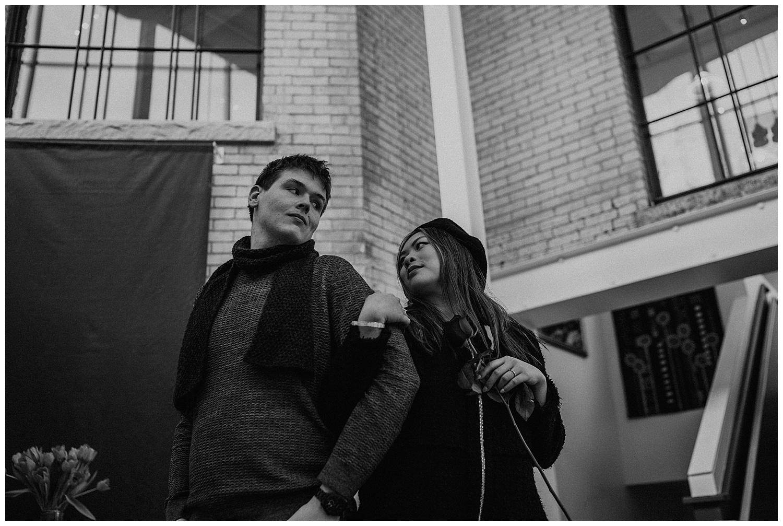 Katie Marie Photography | Hamilton Ontario Wedding Photographer | Hamilton Engagement Session | HamOnt | Dundas Peak | Dundas Ontario | Winter Engagement Session_0038.jpg