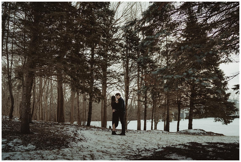 Katie Marie Photography | Hamilton Ontario Wedding Photographer | Hamilton Engagement Session | HamOnt | Dundas Peak | Dundas Ontario | Winter Engagement Session_0042.jpg