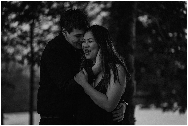 Katie Marie Photography | Hamilton Ontario Wedding Photographer | Hamilton Engagement Session | HamOnt | Dundas Peak | Dundas Ontario | Winter Engagement Session_0055.jpg