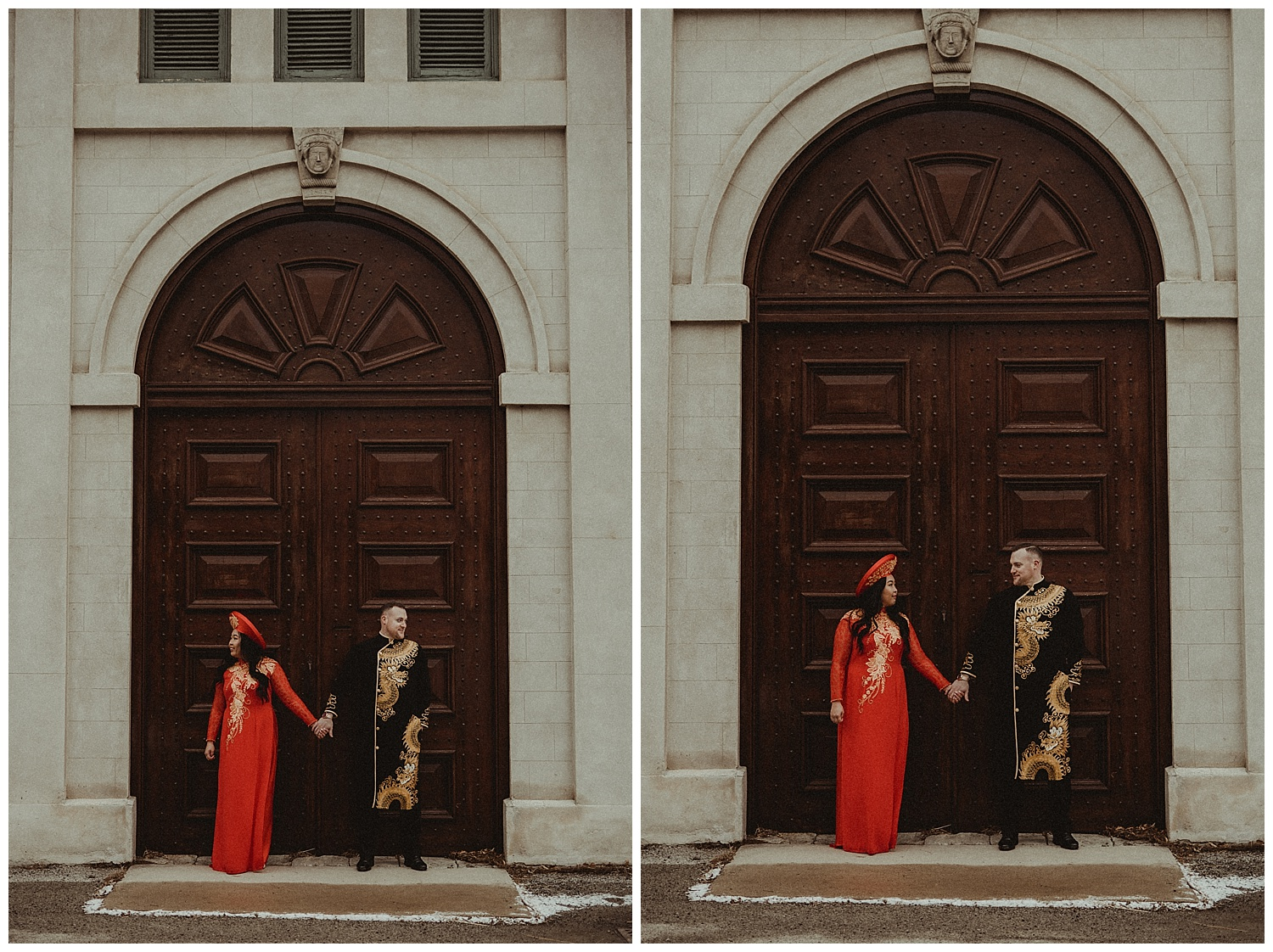 Katie Marie Photography | Hamilton Ontario Wedding Photographer | Hamilton Engagement Session | HamOnt | Vietnamese Engagement Session | Traditional Outfit Engagement Session | Dundurn Castle_0003.jpg