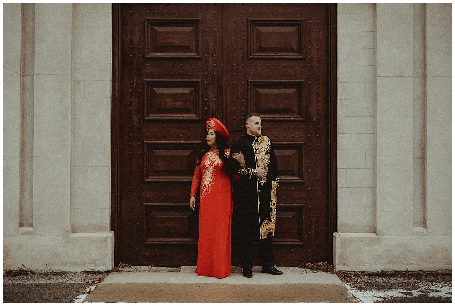 Katie Marie Photography | Hamilton Ontario Wedding Photographer | Hamilton Engagement Session | HamOnt | Vietnamese Engagement Session | Traditional Outfit Engagement Session | Dundurn Castle_0005.jpg
