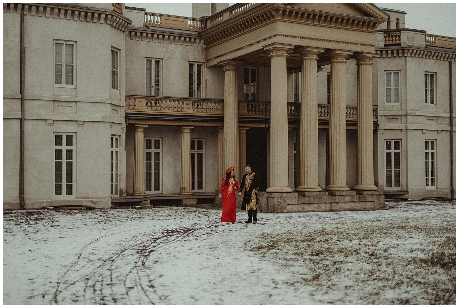Katie Marie Photography | Hamilton Ontario Wedding Photographer | Hamilton Engagement Session | HamOnt | Vietnamese Engagement Session | Traditional Outfit Engagement Session | Dundurn Castle_0036.jpg