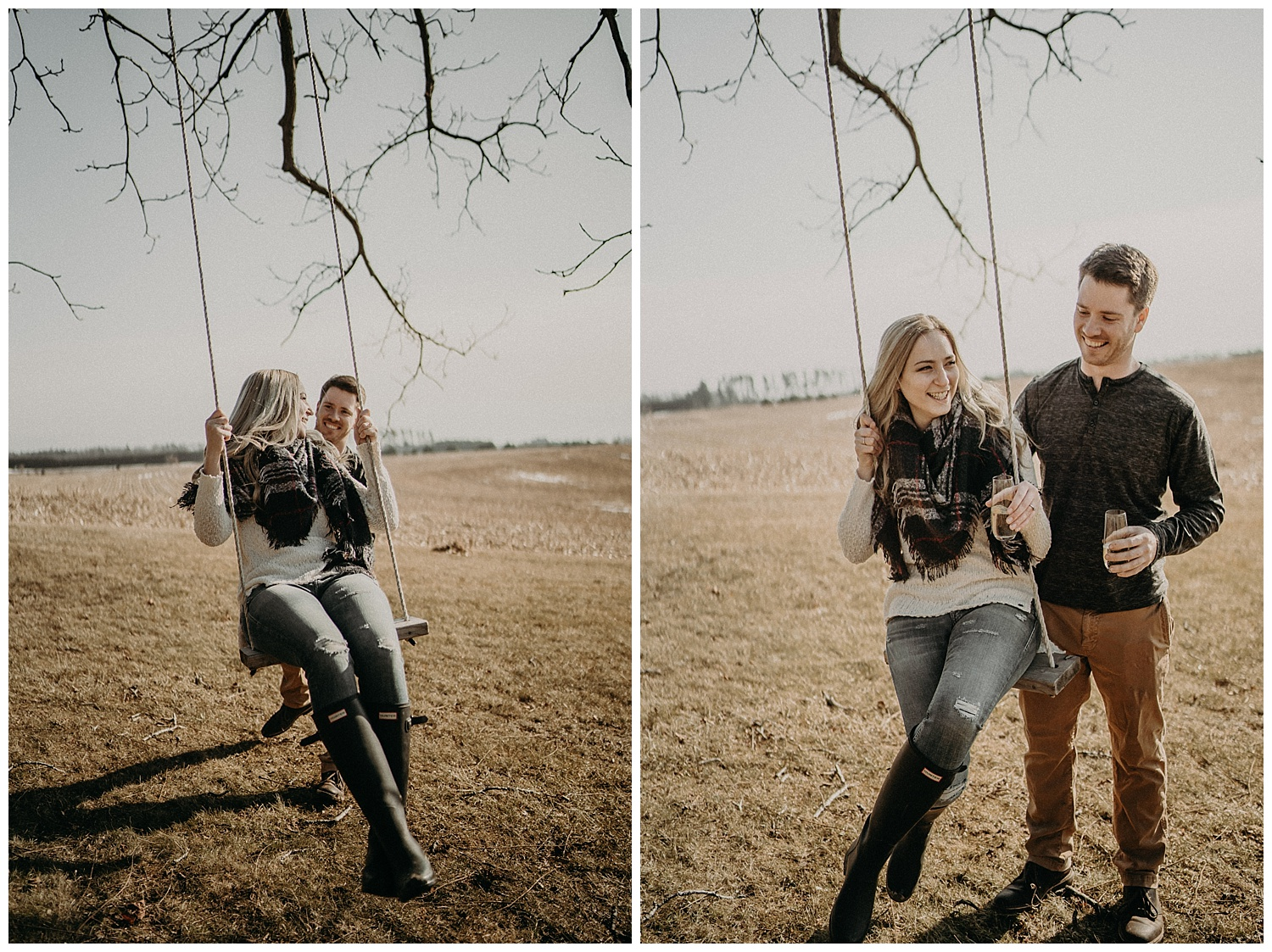 Katie Marie Photography | Hamilton Ontario Wedding Photographer | Hamilton Engagement Session | Vittoria Engagement Session | St. Williams | Port Ryerse Engagement Session | Country Engagement Session_0008.jpg