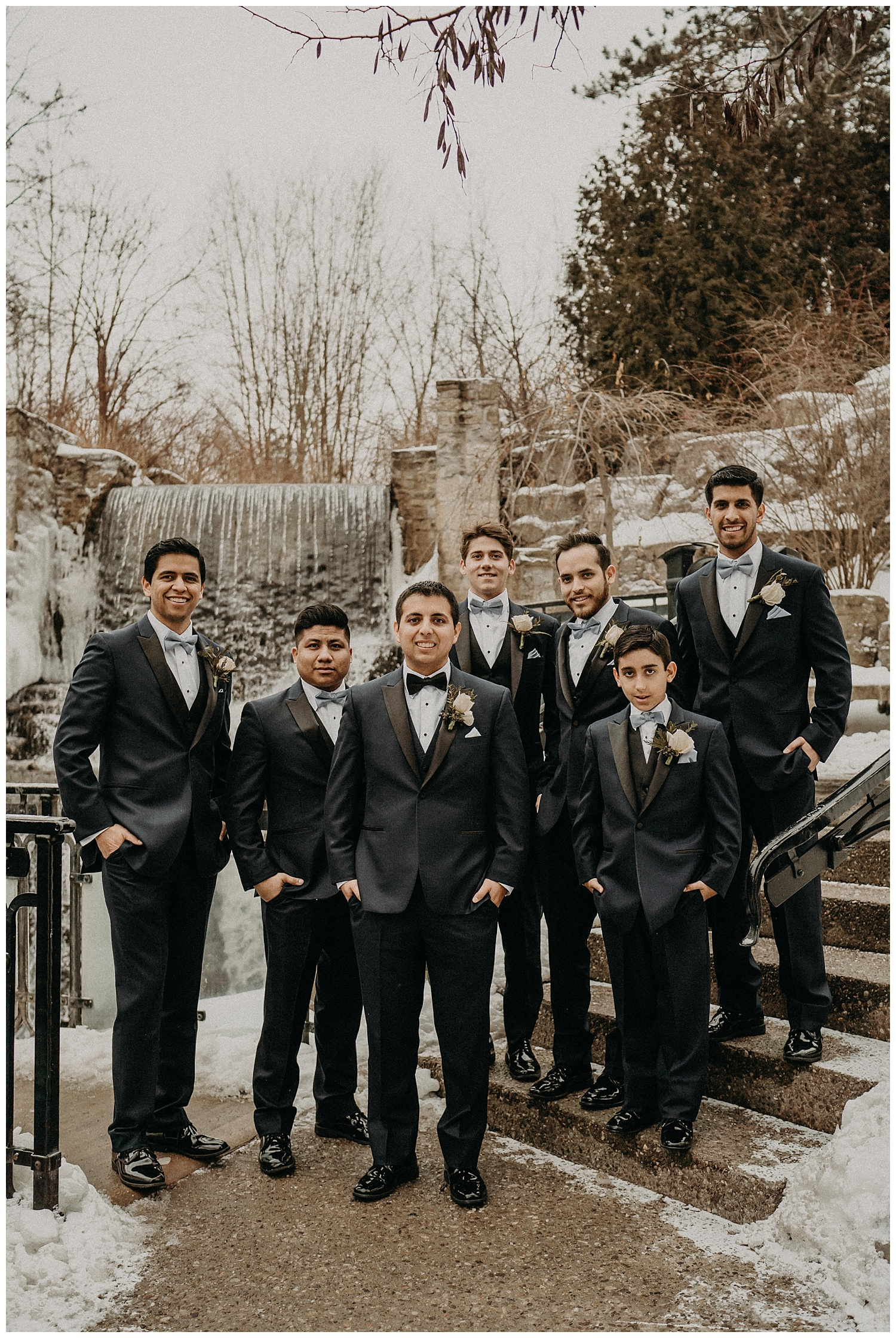 Katie Marie Photography | Hamilton Ontario Wedding Photographer | Ancaster Mill Winter Wedding | Oakville Conference Centre Wedding | RBG Wedding | Royal Botanical Gardens Wedding_0167.jpg