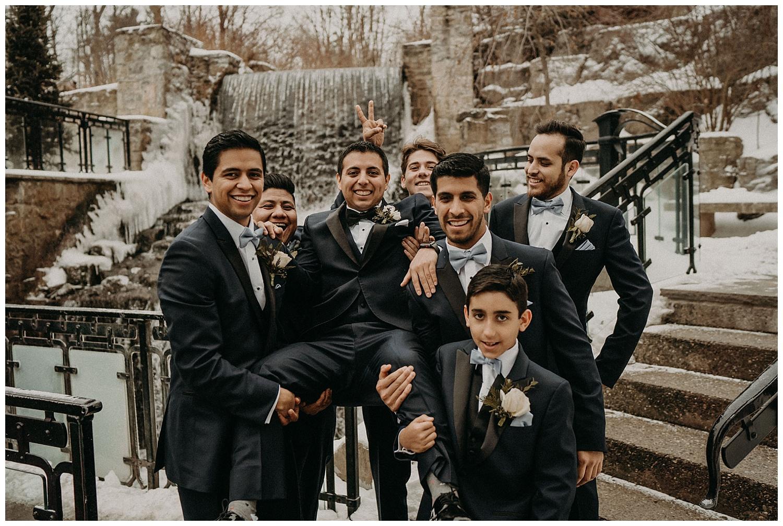 Katie Marie Photography | Hamilton Ontario Wedding Photographer | Ancaster Mill Winter Wedding | Oakville Conference Centre Wedding | RBG Wedding | Royal Botanical Gardens Wedding_0169.jpg