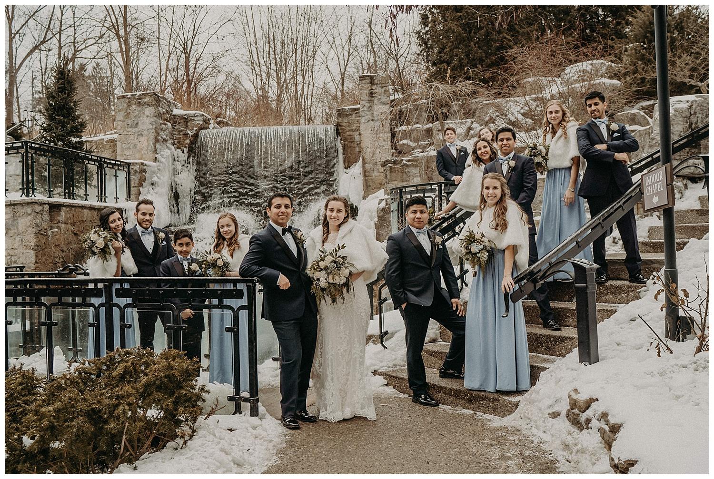 Katie Marie Photography | Hamilton Ontario Wedding Photographer | Ancaster Mill Winter Wedding | Oakville Conference Centre Wedding | RBG Wedding | Royal Botanical Gardens Wedding_0196.jpg