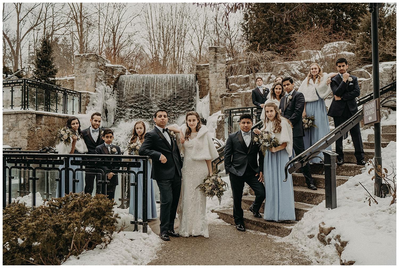 Katie Marie Photography | Hamilton Ontario Wedding Photographer | Ancaster Mill Winter Wedding | Oakville Conference Centre Wedding | RBG Wedding | Royal Botanical Gardens Wedding_0197.jpg