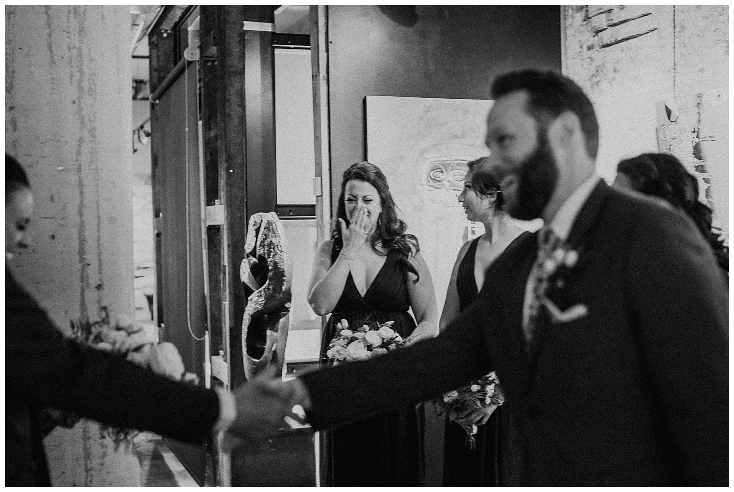 Katie Marie Photography | Archeo Wedding Arta Gallery Wedding | Distillery District Wedding | Toronto Wedding Photographer | Hamilton Toronto Ontario Wedding Photographer |_0102.jpg
