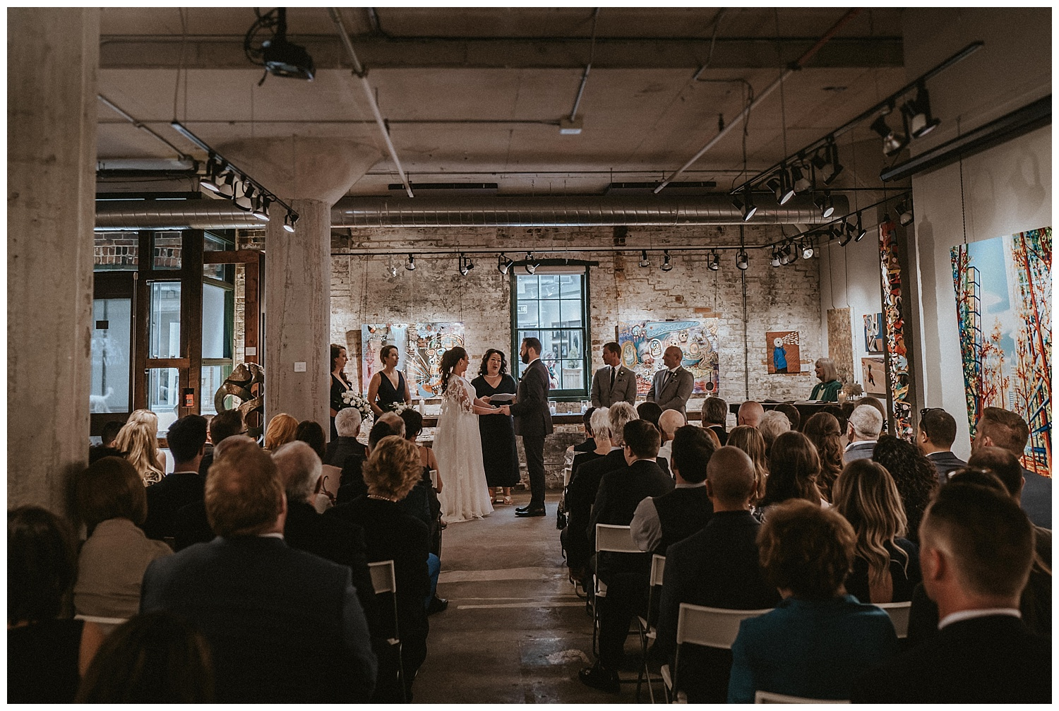 Katie Marie Photography | Archeo Wedding Arta Gallery Wedding | Distillery District Wedding | Toronto Wedding Photographer | Hamilton Toronto Ontario Wedding Photographer |_0104.jpg