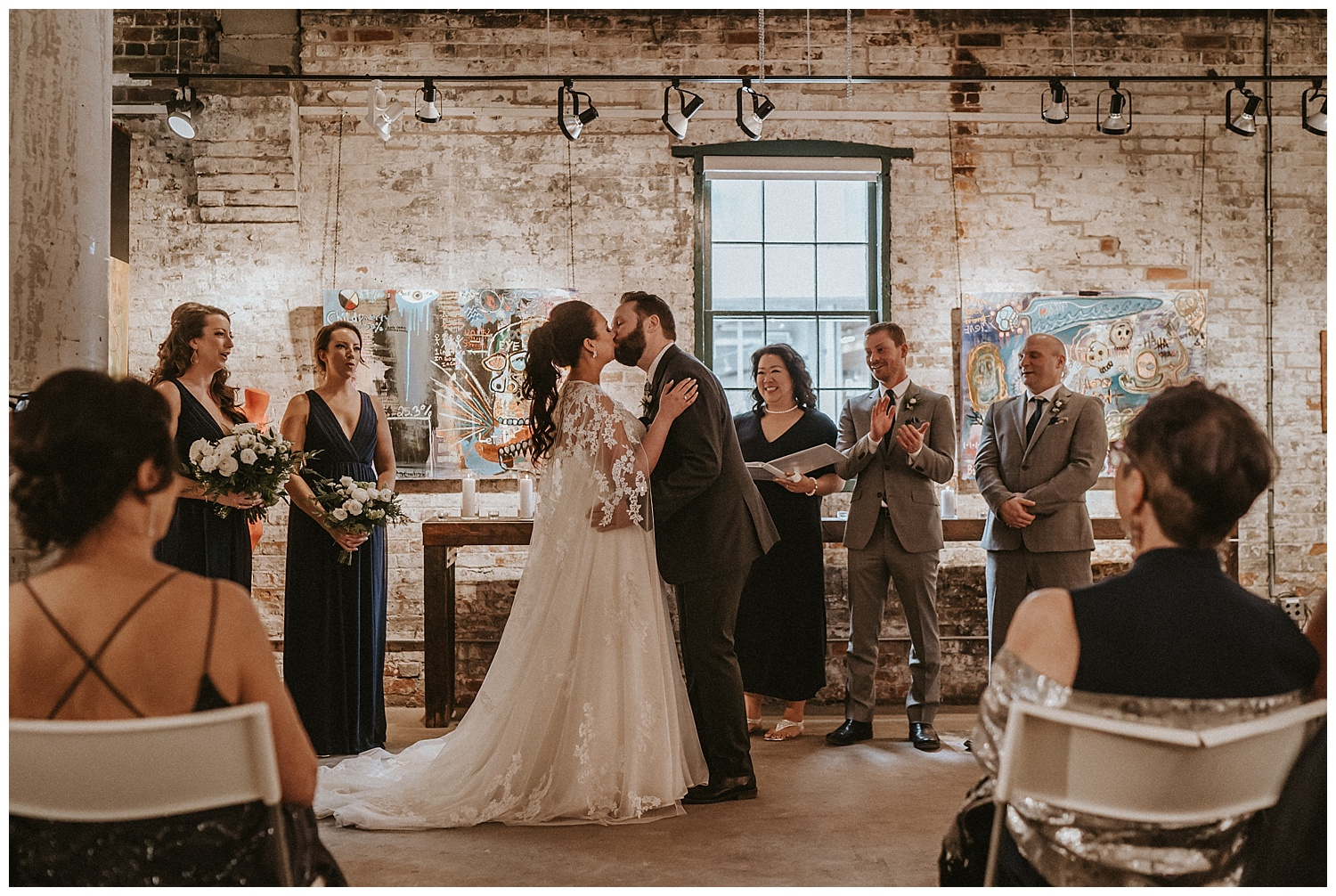 Katie Marie Photography | Archeo Wedding Arta Gallery Wedding | Distillery District Wedding | Toronto Wedding Photographer | Hamilton Toronto Ontario Wedding Photographer |_0109.jpg