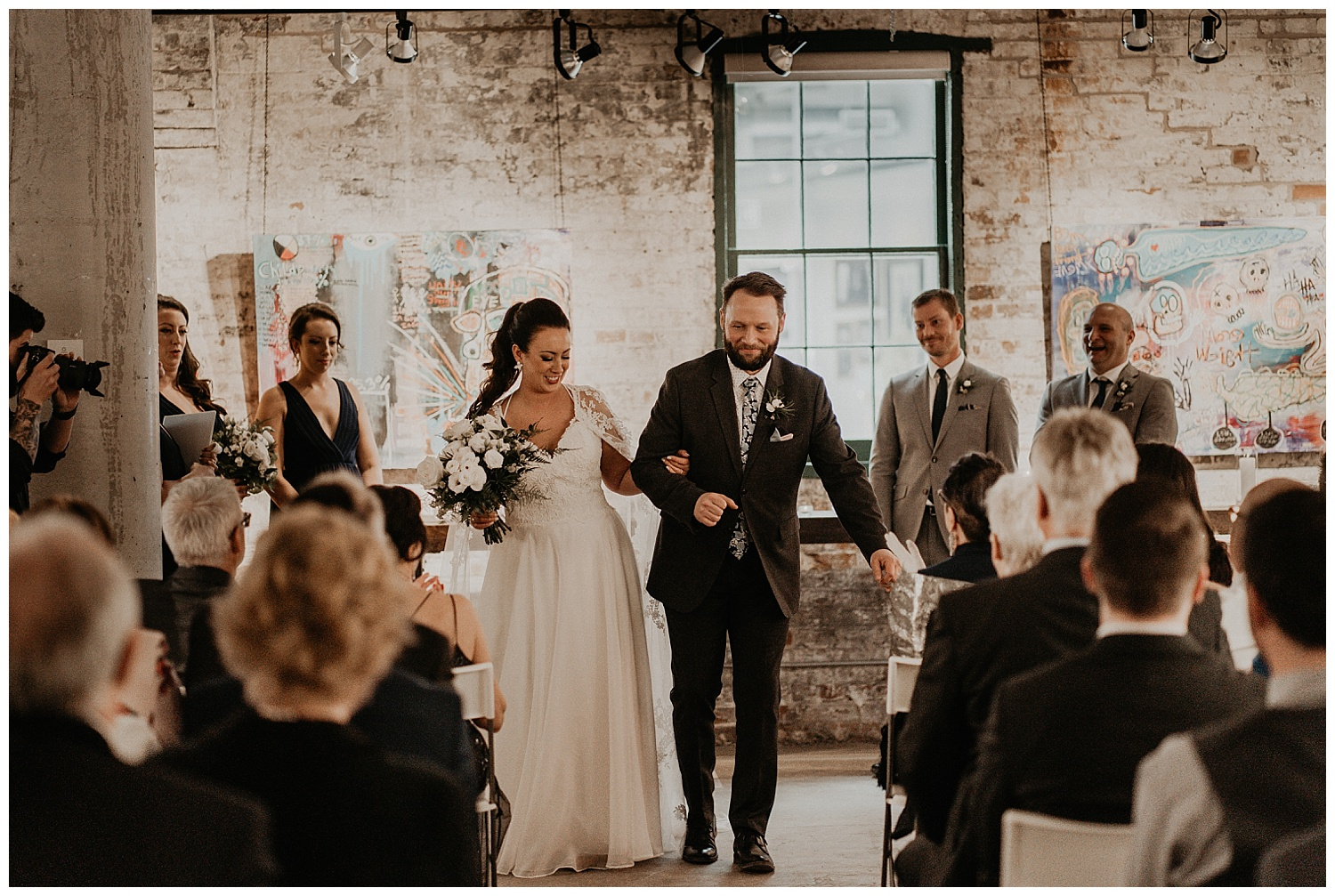 Katie Marie Photography | Archeo Wedding Arta Gallery Wedding | Distillery District Wedding | Toronto Wedding Photographer | Hamilton Toronto Ontario Wedding Photographer |_0111.jpg