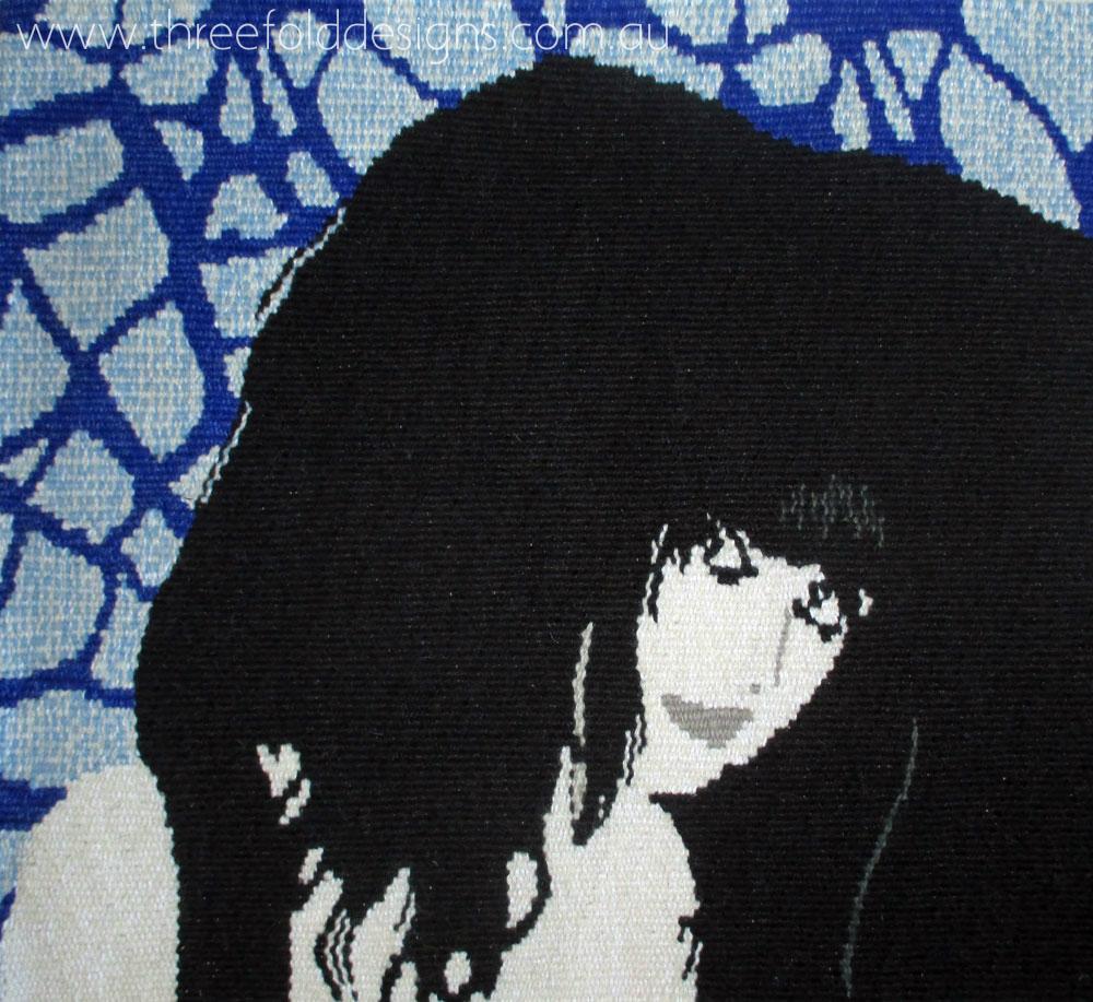 Goth Deathrock No. 4 - Anita