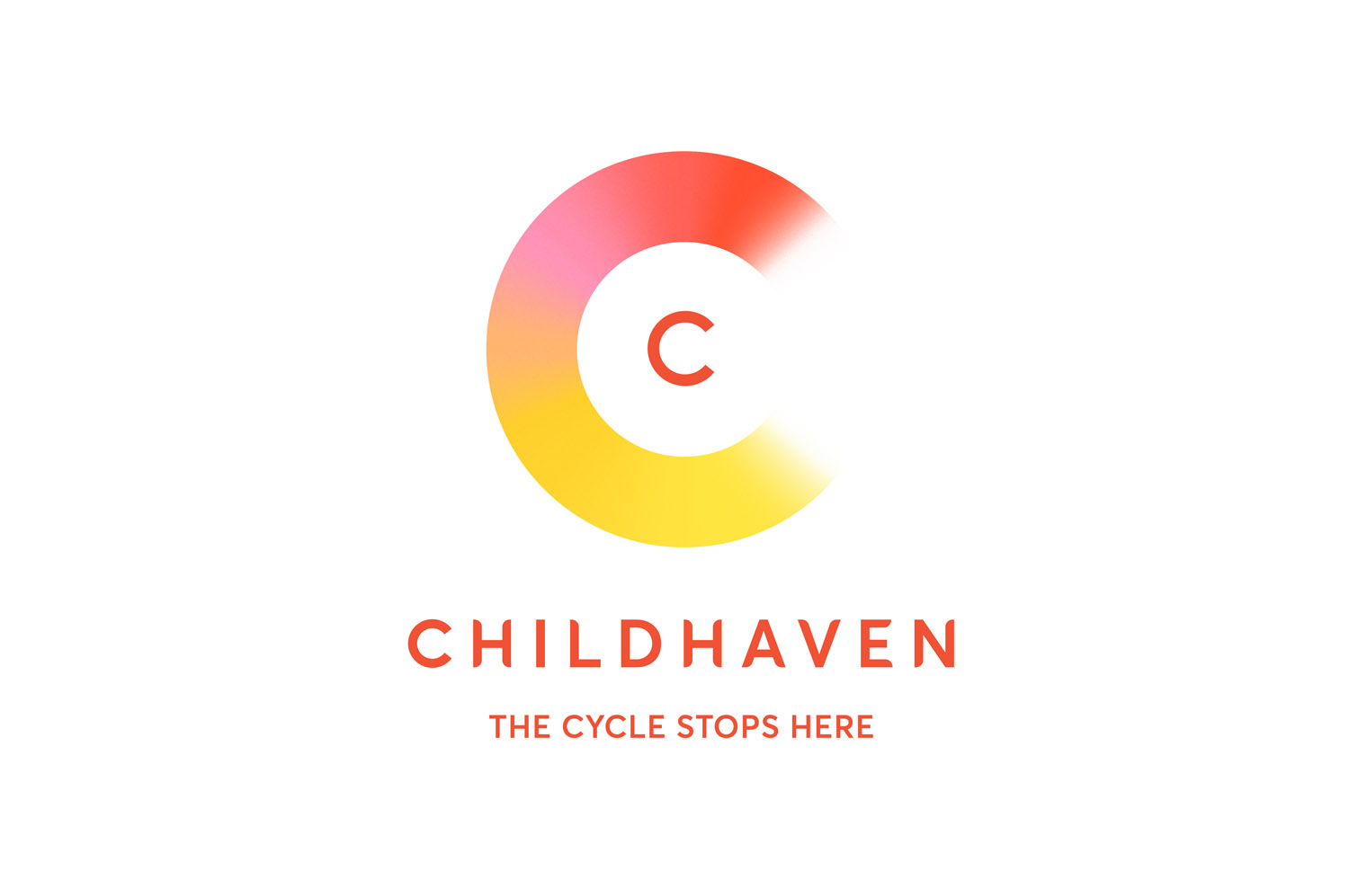 Award-winning Childhaven rebrand