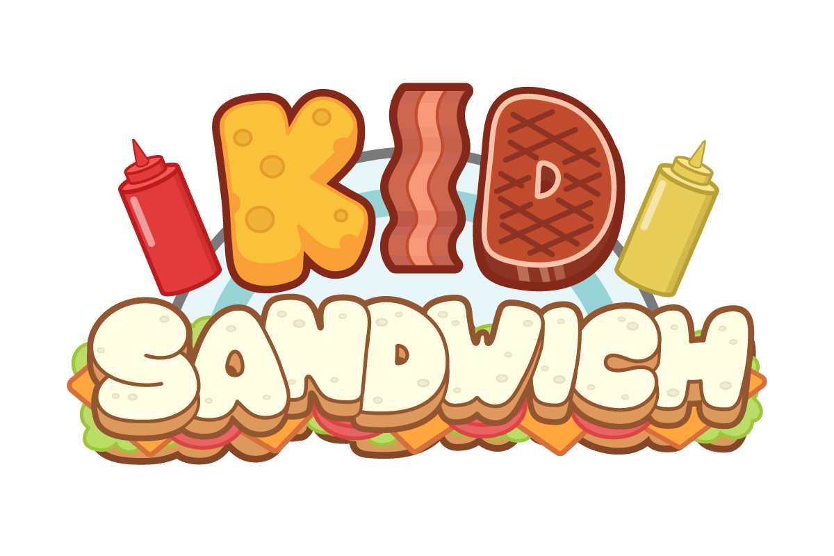 Logo for Kid Sandwich Game by Bitty Apps