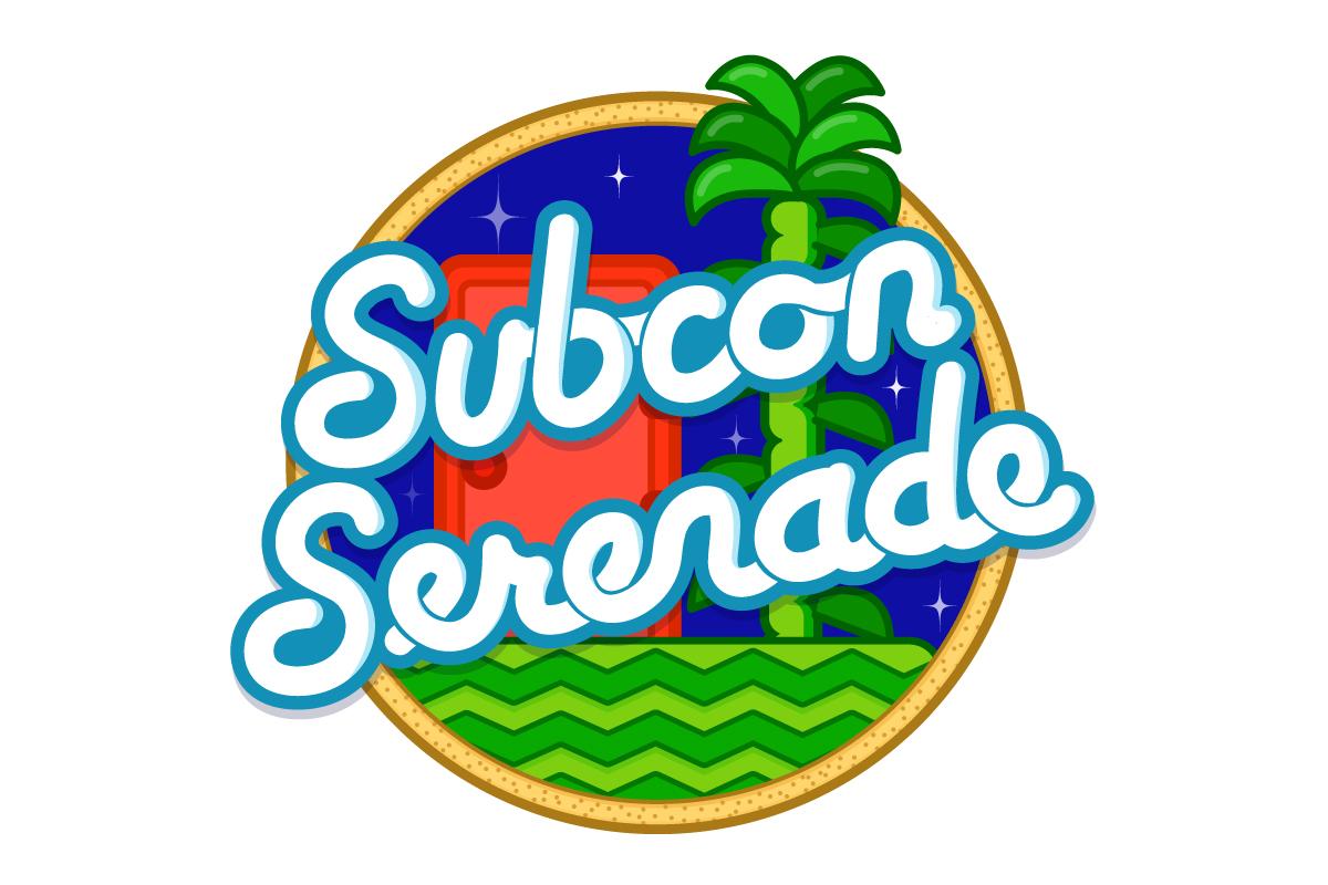 Logo for Subcon Serenade podcast