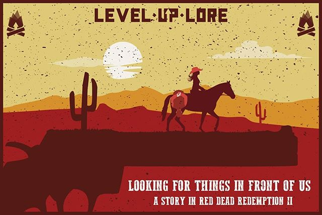 Join us in Episode 15 as we explore more of the world in Red Dead Redemption 2! Who knows what you'll find when you're looking for things right in front of you... #leveluplore #reddeadredemption2 #gaming #podcast #lore #xbox #ps4