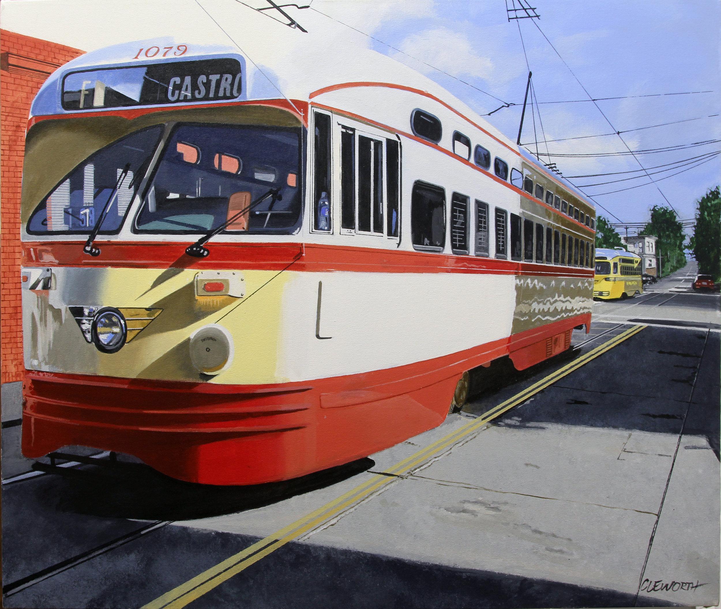 """""""Castro Trolley"""""""