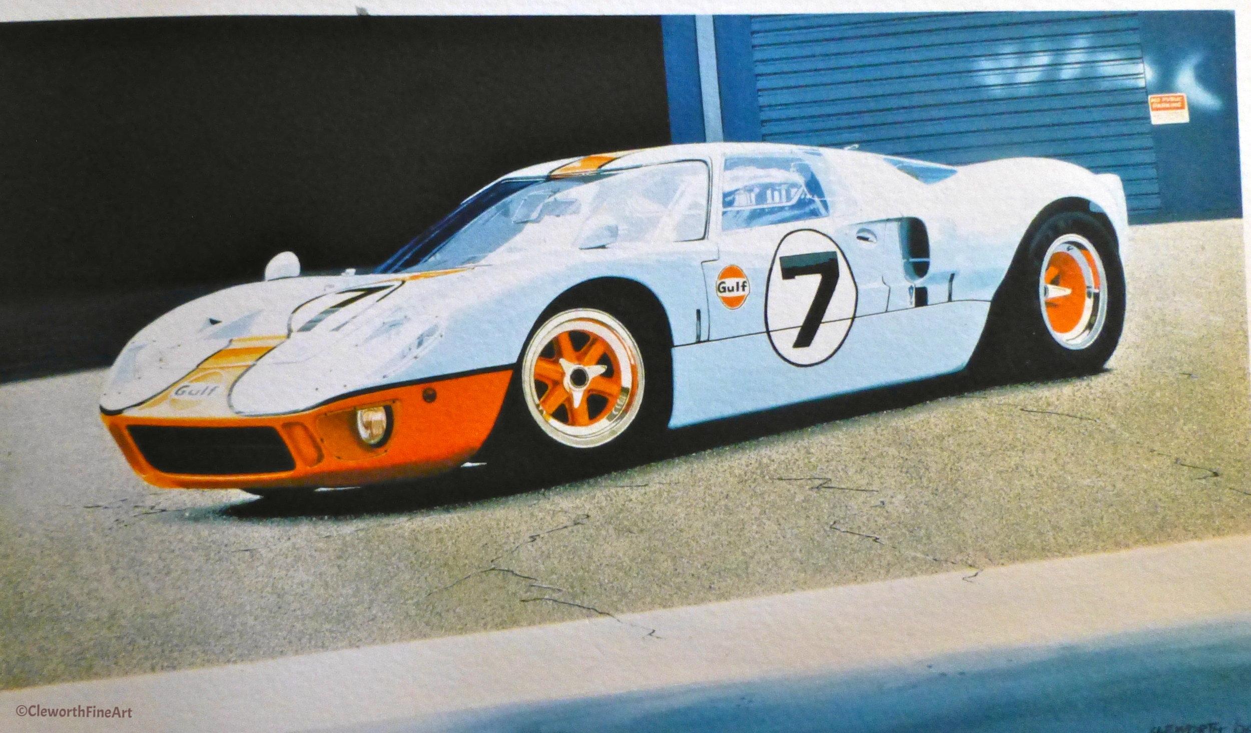 """GT40"""