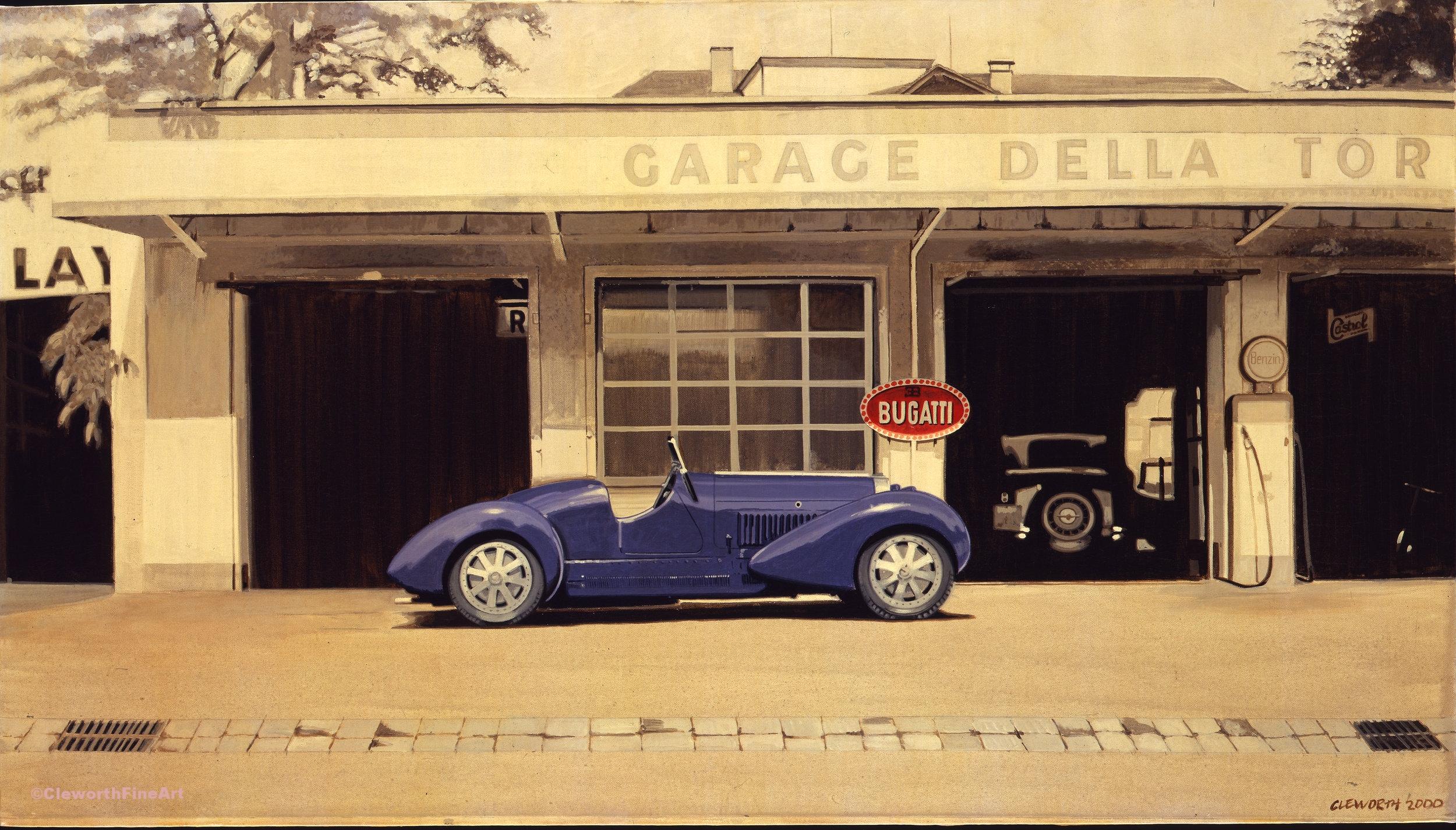 """""""Bugatti Garage"""""""