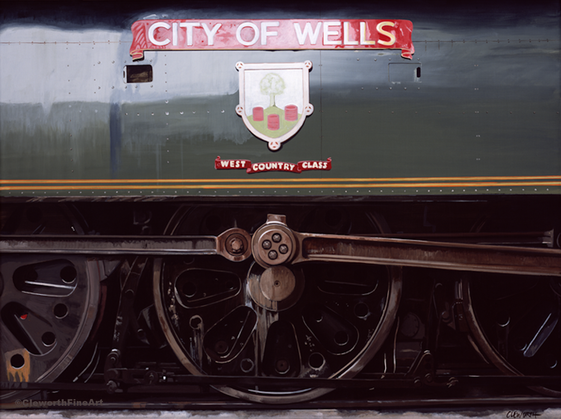 """City of Wells"""