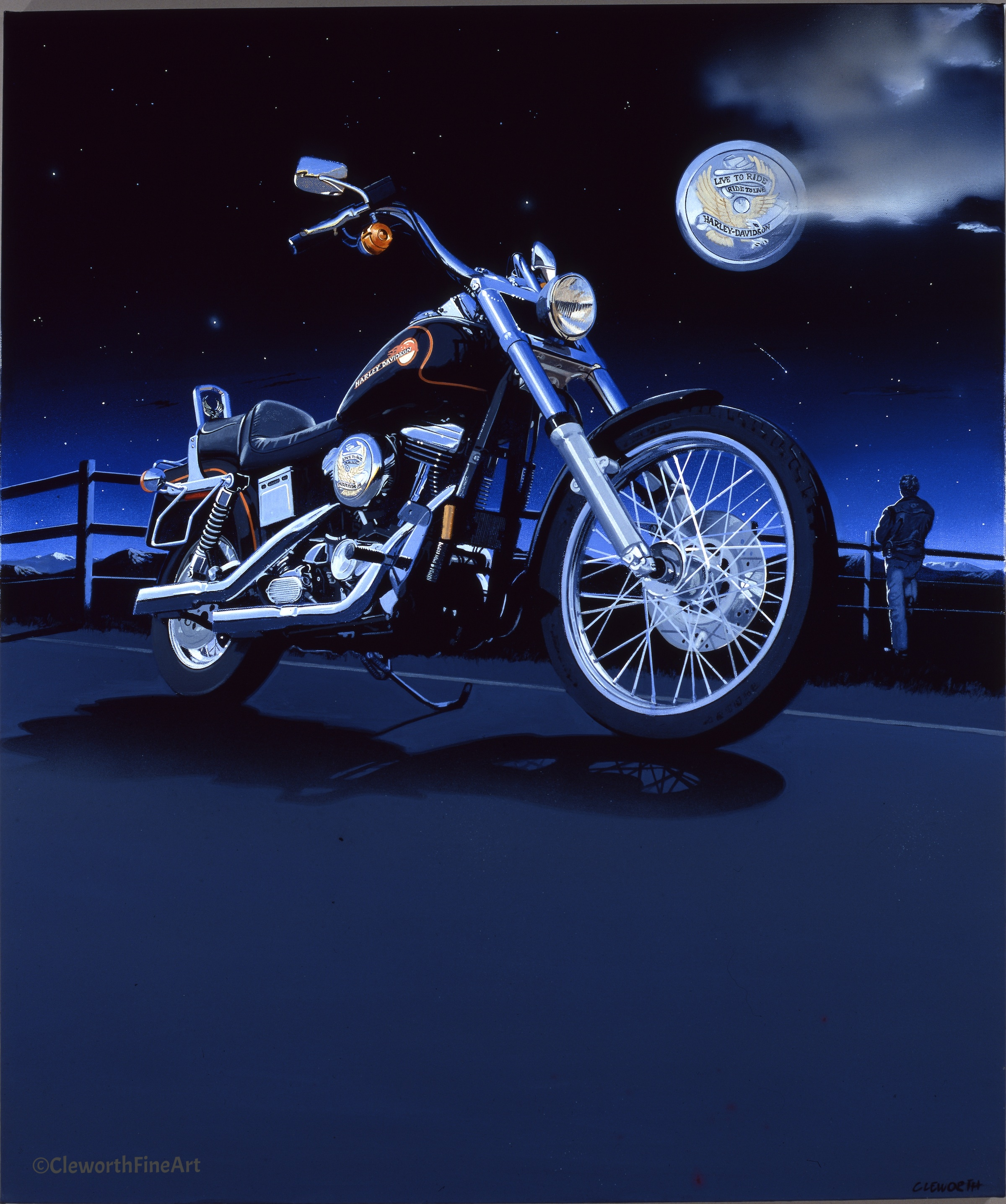 """""""Harley Moon"""""""