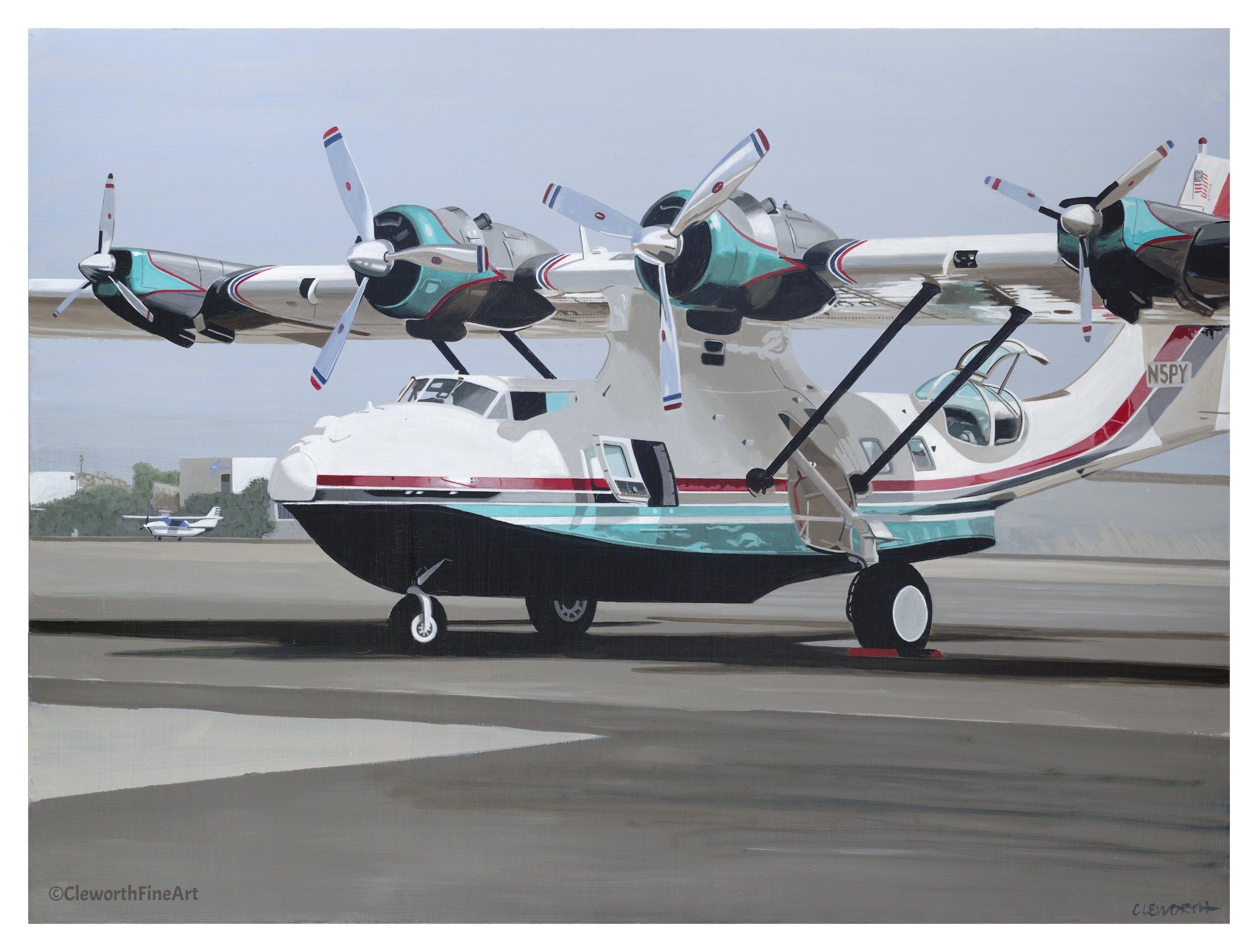 """Seaplane"""