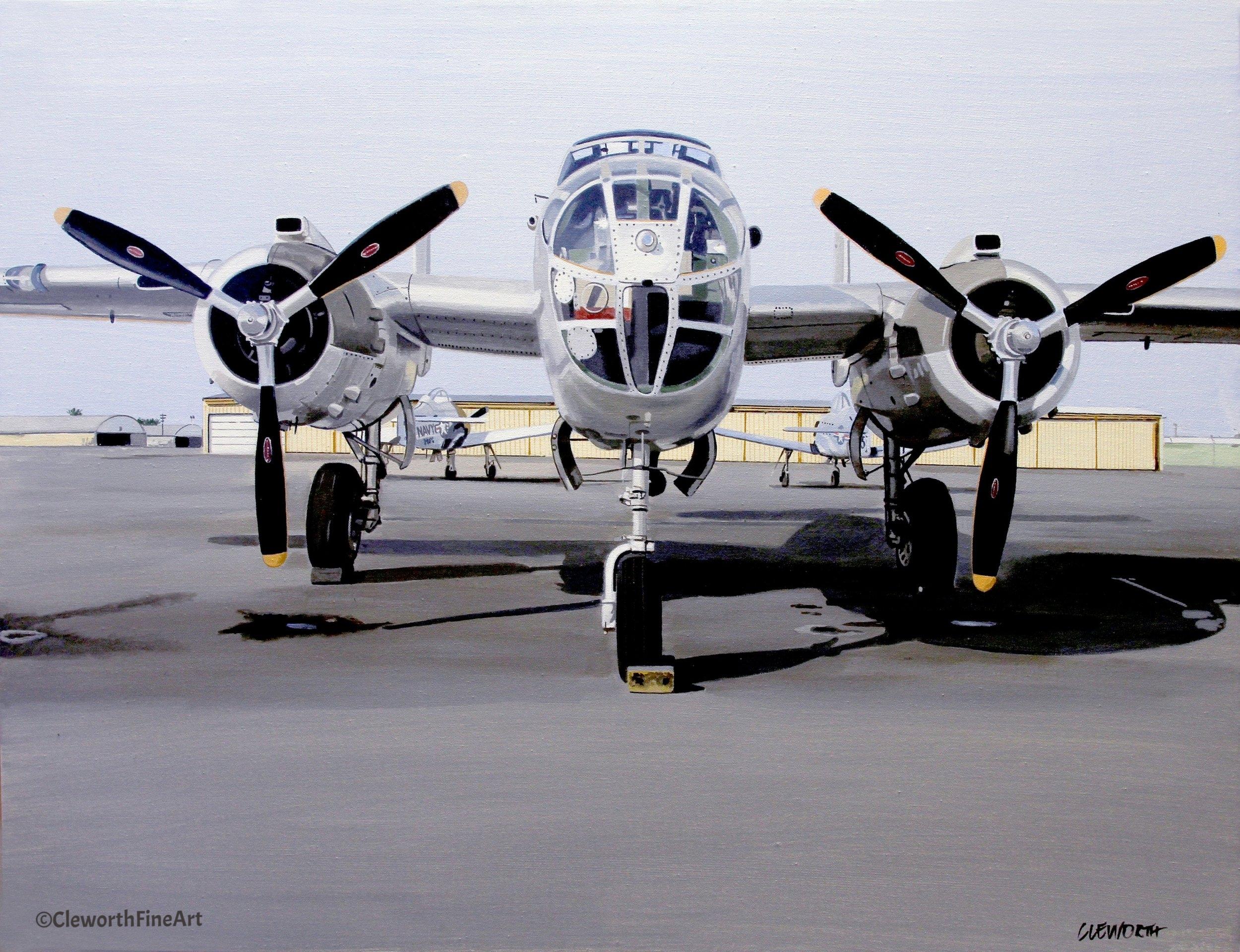 """""""B-25 Bomber"""""""