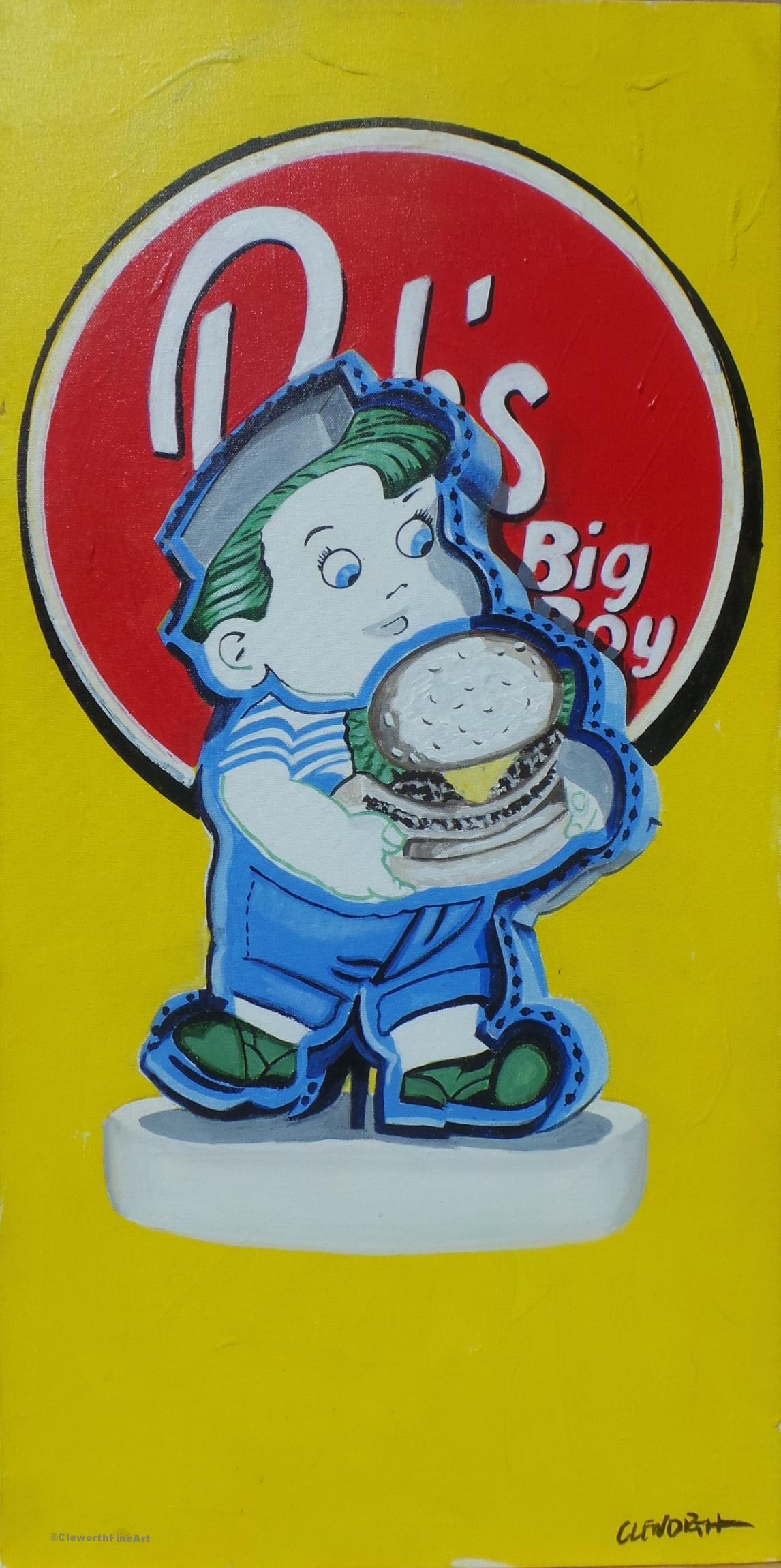 """Bob's Big Boy"""