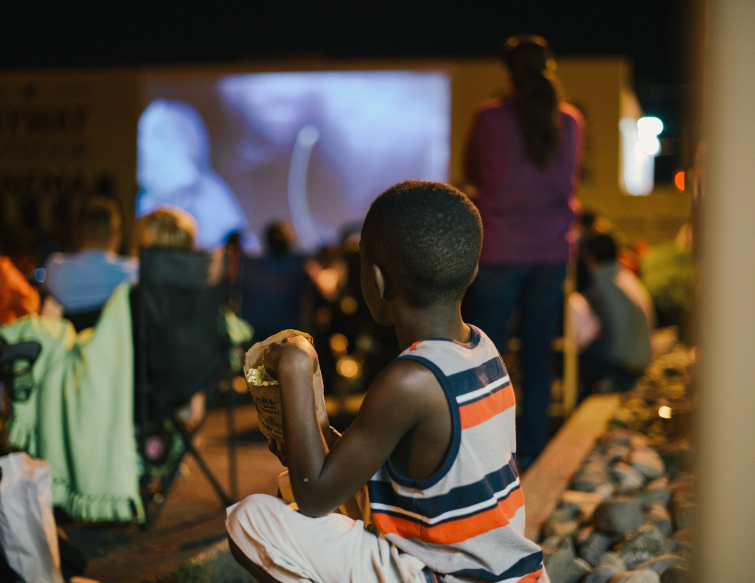 SKYWAY OUTDOOR THEATER -