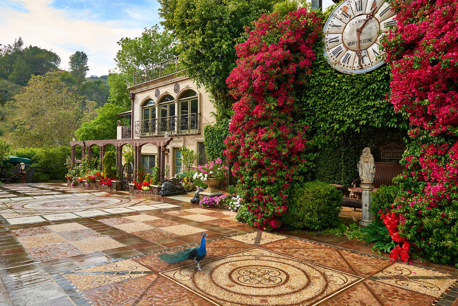 Houdini Estate    Hollywood
