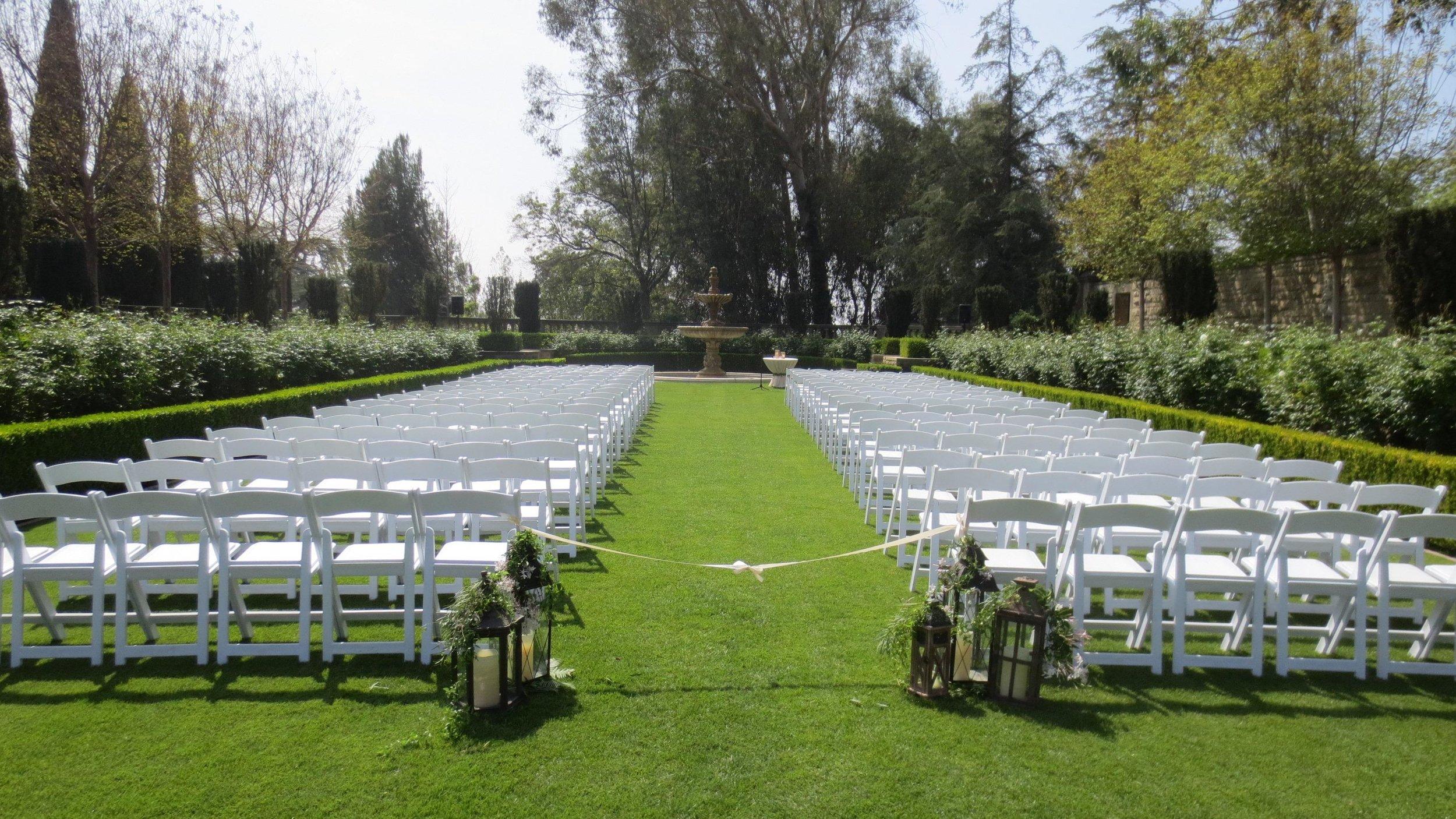 Greystone Mansion    Beverly Hills